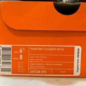 Nike Shoes - PHANTOM 3 ACADEMY DF FG 6.5 MEN (NEW) / SOCCER
